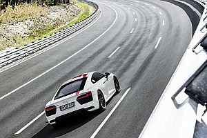 Automotive Nieuws Audi presenteert R8 V10 RWS mét achterwielaandrijving