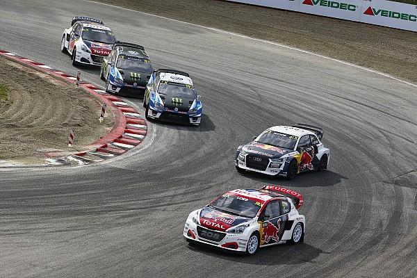 World Rallycross Actualités Des restrictions pour les tests dès 2018 en World RX