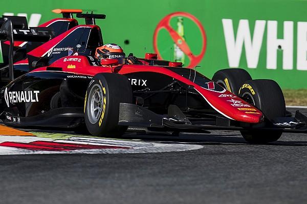 GP3 Nieuws Aitken wil dat afgelaste GP3-race ingehaald wordt