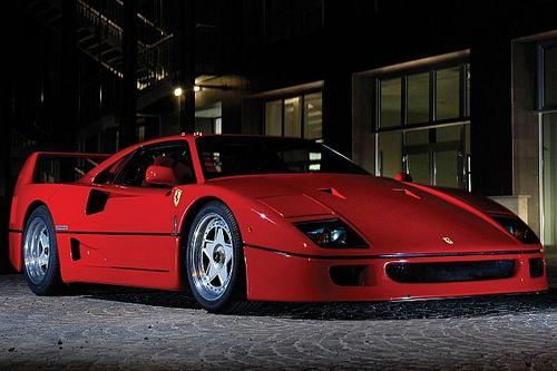 Ferrari F40 : les coulisses d'une présentation historique