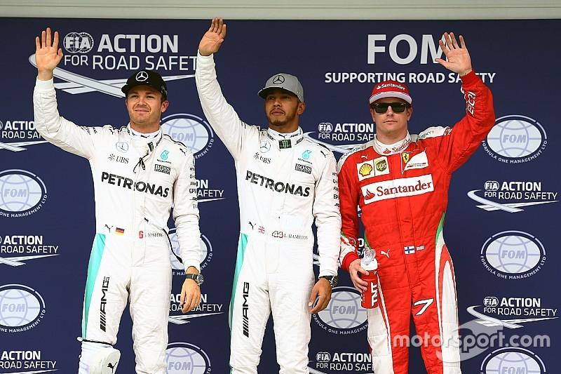 Formel 1 in Brasilien: Hamilton schlägt Rosberg im Kampf um die Pole-Position