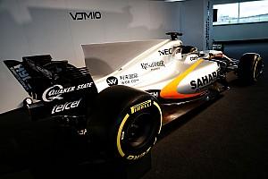Formula 1 Analisi Force India VJM10: nel retrotreno c'è la sospensione idraulica