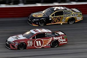 NASCAR Cup Rennbericht NASCAR in Darlington: Denny Hamlin zwingt Martin Truex Jr. in die Knie