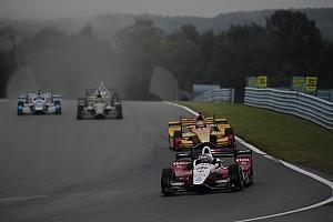IndyCar Últimas notícias Firestone anuncia novo pneu de chuva para Indy em 2018