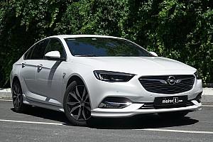 OTOMOBİL Özel Haber Yeni Opel Insignia Grand Sport OPC Line Testi - Neden Almalı?