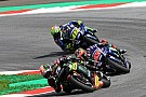 MotoGP Beating factory Yamahas
