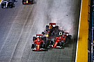 فورمولا 1 رأي: على من يقع اللوم في حادثة انطلاقة سباق سنغافورة؟