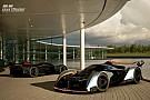Jeux Video McLaren imagine un concept radical pour Grand Turismo Sport
