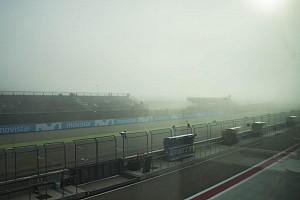 MotoGP Ultime notizie La nebbia cambia il programma del GP, ma la MotoGP resta alle 14