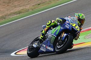 """Rossi: """"Fue mejor de lo esperado, pero tampoco sabía qué esperar"""""""