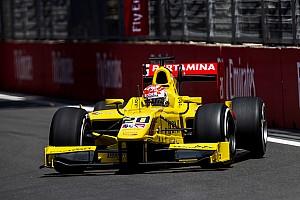 FIA F2 Rennbericht Formel 2 in Baku: Norman Nato gewinnt nach Strafe gegen Charles Leclerc