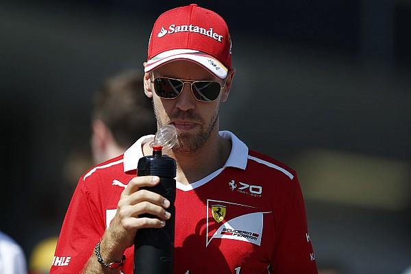 Formule 1 Geen verdere sanctie voor Vettel na incident Hamilton