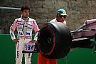 F1 Pérez pide cambios en la curva 8 de Bakú