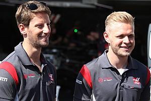 Fórmula 1 Últimas notícias Dono da Haas confirma de Grosjean e Magnussen para 2018