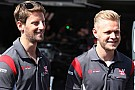 Haas says it will retain Grosjean, Magnussen in 2018