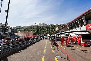 El edificio de pits de Mónaco fue remodelado