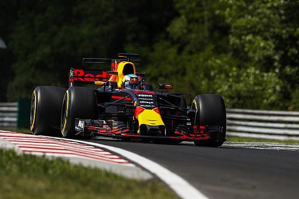 Formula 1 Breaking news Ricciardo says upgraded Red Bull feels like B-spec car