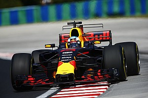 Hungarian GP: Ricciardo leads Raikkonen in FP1; Perez 12th, Celis Jr 17th for Force India