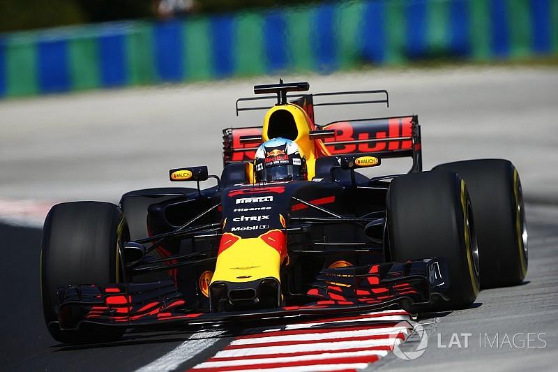 EL1 - Ricciardo à l'aise ; Haas goûte aux murs