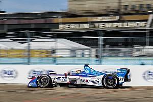 Formula E Noticias de última hora BMW entrará como equipo oficial en Fórmula E para 2018