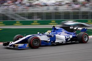 Formel 1 News Formel 1 2017: Nächstes Sauber-Update verbessert Auto signifikant