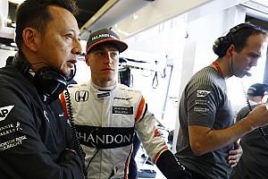 Формула 1 Интервью «Ставить цели невозможно». Вандорн о сезоне McLaren