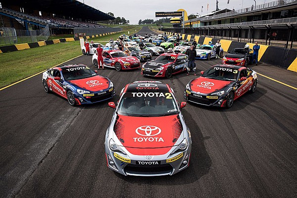 Touring Breaking news Feature: Motorsport.com drives Toyota's 86 racer