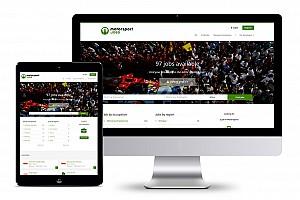 General Motorsport.com news Motorsport Network launches global jobs site – Motorsportjobs.com