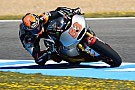 La Moto2 Championne du monde de Tito Rabat a été volée