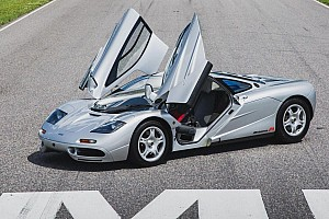 Automotive Nieuws McLaren F1 knalt door de 15 miljoen