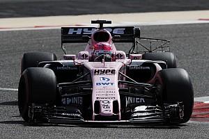 Formule 1 Actualités Force India veut résoudre sa faiblesse dans les virages lents