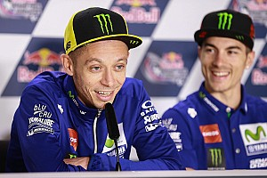 MotoGP Preview Valentino Rossi de retour sur une de ses pistes fétiches