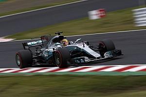 Formule 1 Résumé de qualifications Qualifs - Hamilton, sans concurrence, signe sa première pole à Suzuka