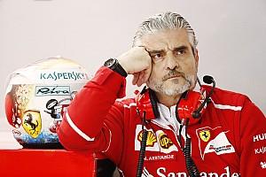 Vettel: Arrivabene
