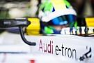 Formula E F.E, Nico Müller e Nyck De Vries con Audi nei test rookie