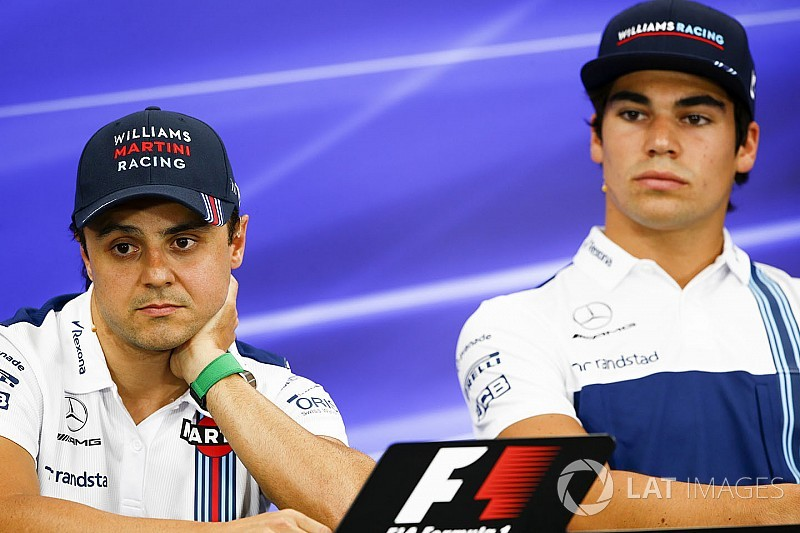"Stroll received ""no guidance whatsoever"" from Massa"
