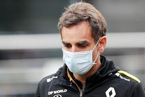 Abiteboul: A Racing Point tovább fogja másolni a Mercedest