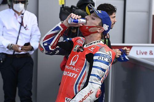 "Miller: ""Ya estoy mareado de tanto girar en este circuito"""