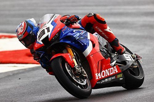 Haslam verlengt contract bij Superbike-team van Honda