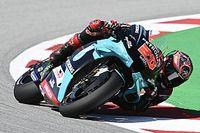 MotoGPカタルニア決勝:クアルタラロ、復活の今季3勝目! ロッシまさかの転倒に終わる