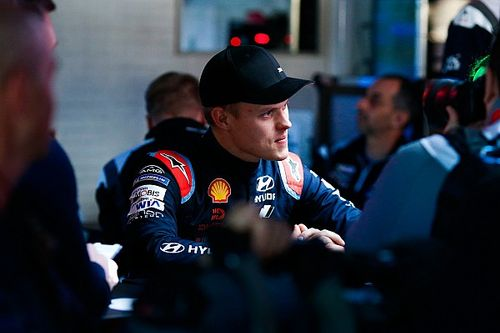 Tanak Tak Terpengaruh dengan Insiden Besarnya di Reli Monte Carlo