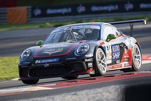 Carrera Cup Italia: Cassarà resta primo in Michelin Cup, ma ora vietato sbagliare