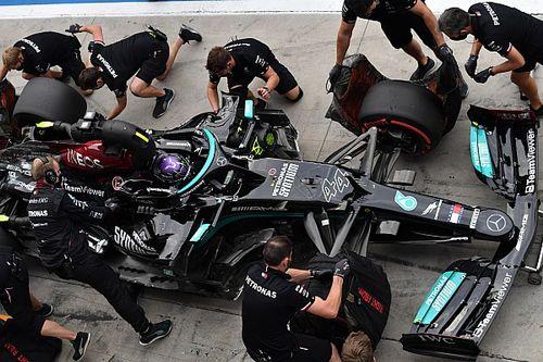 F1: Mercedes não tem certeza se Hamilton precisará de novo motor até fim do campeonato