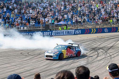 Red Bull Car Park Drift Türkiye Finali Nefesleri Kesti!