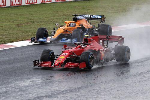 Finis Tiga Besar Jadi Target Realistis Ferrari