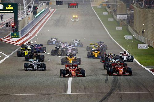 "F1 aero handicap ""a gentle correction"" - Brawn"