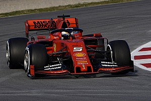 Mission Winnow retorna a carros da Ferrari no GP do Bahrein de F1