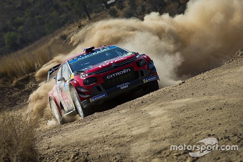 WRC Mexico: Ogier scoort tweede zege van het seizoen