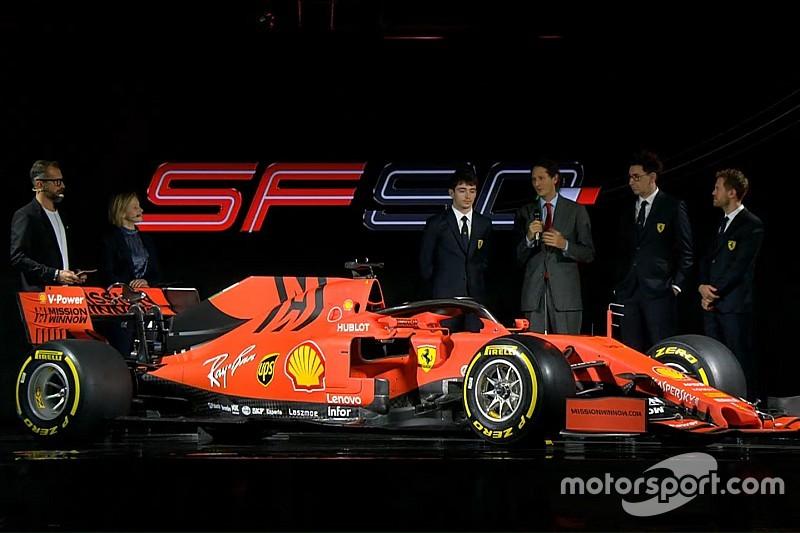 F1 News Ferrari