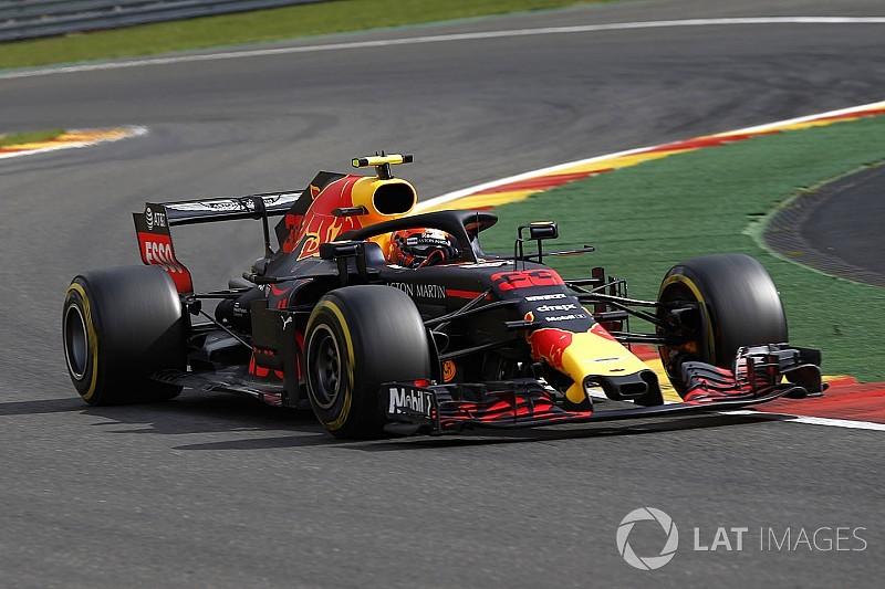 Verstappen over Renault-motor: